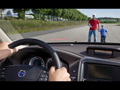 Volvo: obiettivo non registrare vittime né feriti gravi a bordo delle sue vetture