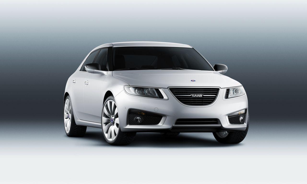 Salone di Francoforte: nuova Saab 9-5 berlina