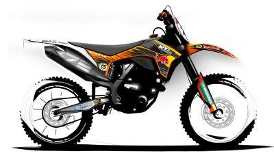 EICMA 2009: KTM svelerà al pubblico il prototipo che preannuncia un nuovo modello cross
