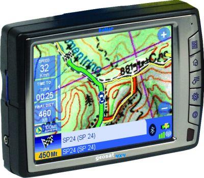 Geosat 4x4 primo navigatore dedicato ai fuoristradisti