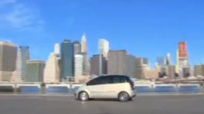 La Lancia Musa in giro per New York: il video