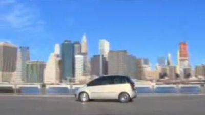 La Lancia Musa in giro per New York il video