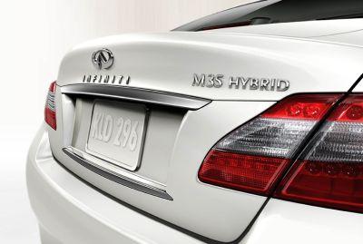M35 HYBRID  rima vettura ibrida di Infiniti 00