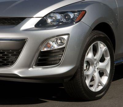 Mazda nuovo CX-7 diesel 00