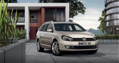 Nuova Volkswagen Golf Variant 00
