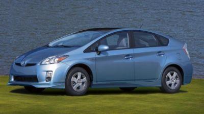 Toyota a H2Roma 2009: la nuova Prius e tutta la gamma ibrida