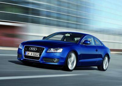 Audi A5 Coupé: l'auto disegnata da Walter de Silva è la più bella dell'anno