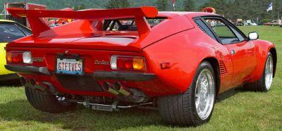 De Tomaso: Rossignolo ha acquisito lo storico marchio di vetture sportive