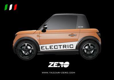 Motor Show 2009: anteprima mondiale per la Tazzari Zero