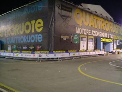 Motor Show 2009: le ultime novità delle case automobilistiche si vedono e si provano con Quattroruote