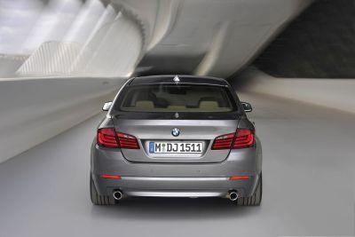 Nuova BMW Serie 5 berlina: tutte le immagini ufficiali
