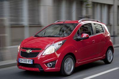 Nuova Chevrolet Spark: tutte le immagini ufficiali