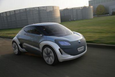 Renault: la produzione del futuro veicolo elettrico inizierà nel 2012