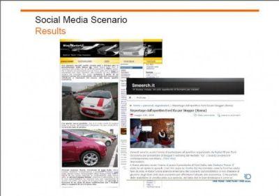 Social Media, aziende italiane e strategie di comunicazione nell'era del web 2.0: il caso Ford Italia