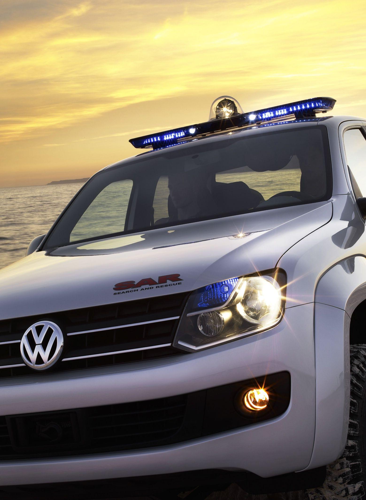 Volkswagen Amarok: il nuovo pick-up al Dakar Rally