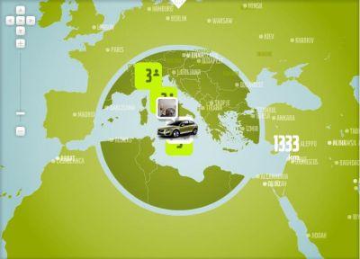 Volvo ha creato il suo primo gioco per Facebook per promuovere la Volvo C30 DRIVe