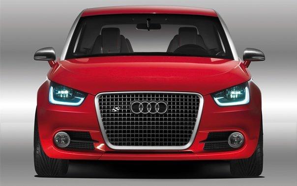 Al Salone di Ginevra 2010 la nuova Audi A1