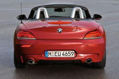 BMW Z4 sDrive35is immagini e caratteristiche della nuova roadster da ben 340 CV 00