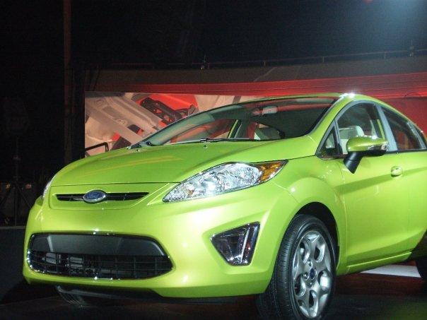 Ford Fiesta: grande successo anche in nordamerica, già 1000 prenotazioni