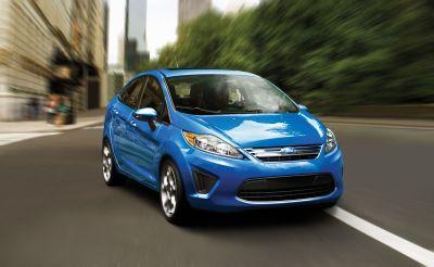 Ford Fiesta le immagini della versione per il mercato nordamericano 00
