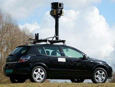 Google Street View Car 002