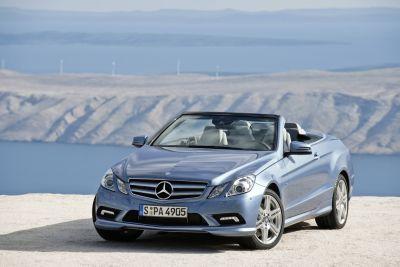 La nuova Mercedes-Benz Classe E Cabriolet 00