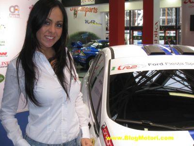 Le ragazze del Motor Show di Bologna 2009 00