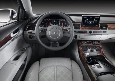 Nuova Audi A8 00000