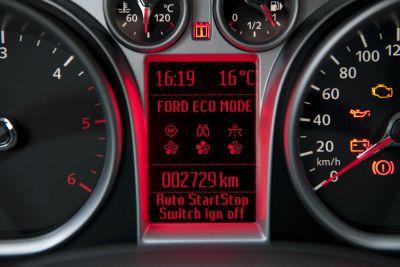 Nuova Ford Focus ECOnetic 00