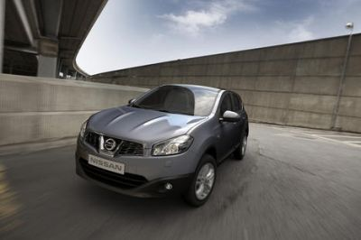 Nuovo Nissan Qashqai 2010 00