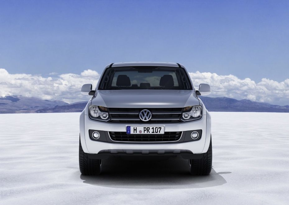 Volkswagen Amarok: a fine 2010 in Italia il rivale dell'Hilux