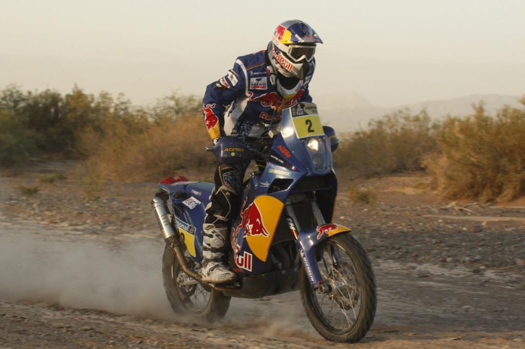 DAKAR 2010: un trionfo per Cyril Despres e KTM