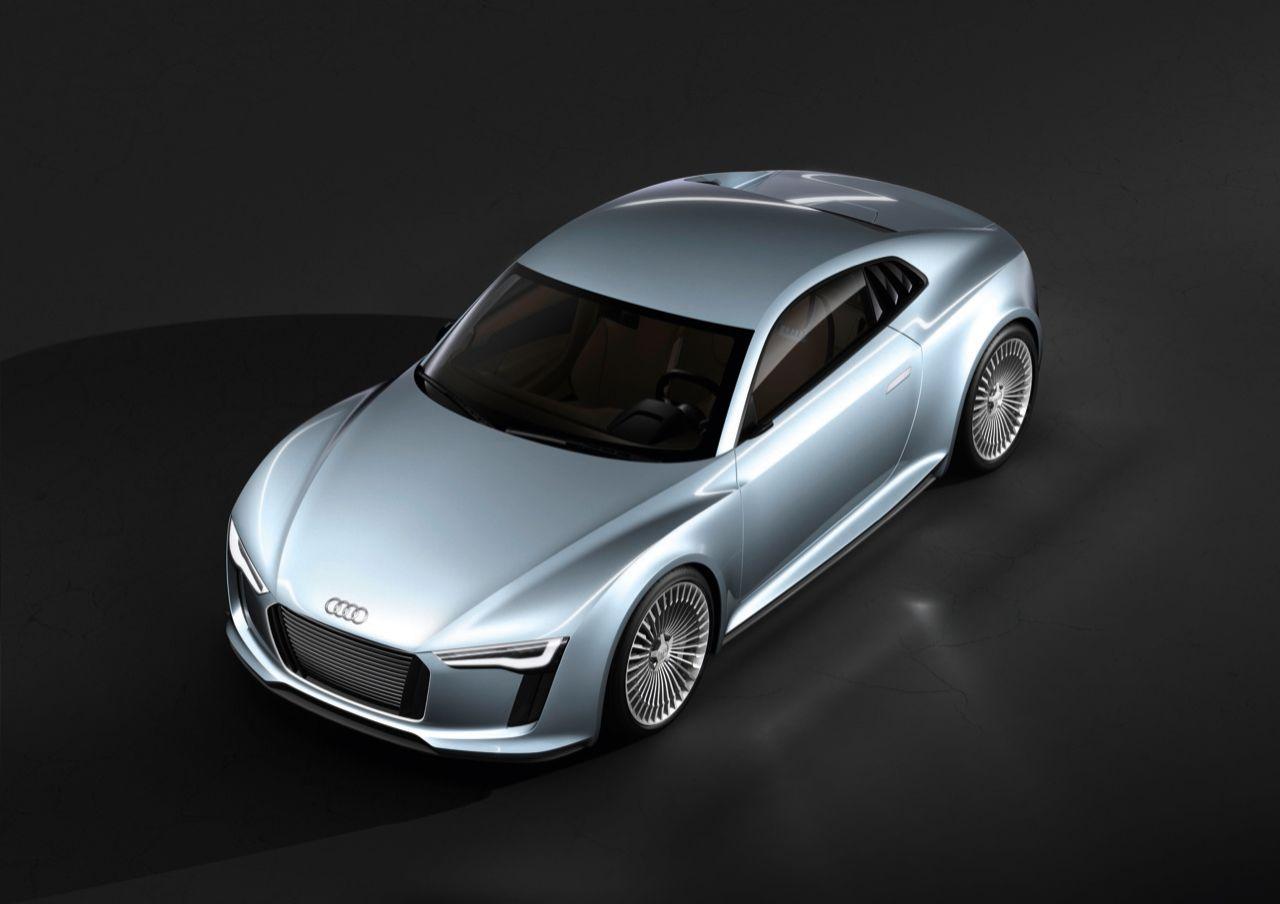 Detroit Auto Show 2010: Showcar Audi e-tron