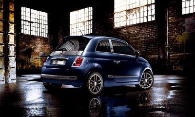Fiat 500 by Diesel nuovo colore Midnight indigo e nuovo motore 1.3 Multijet 00