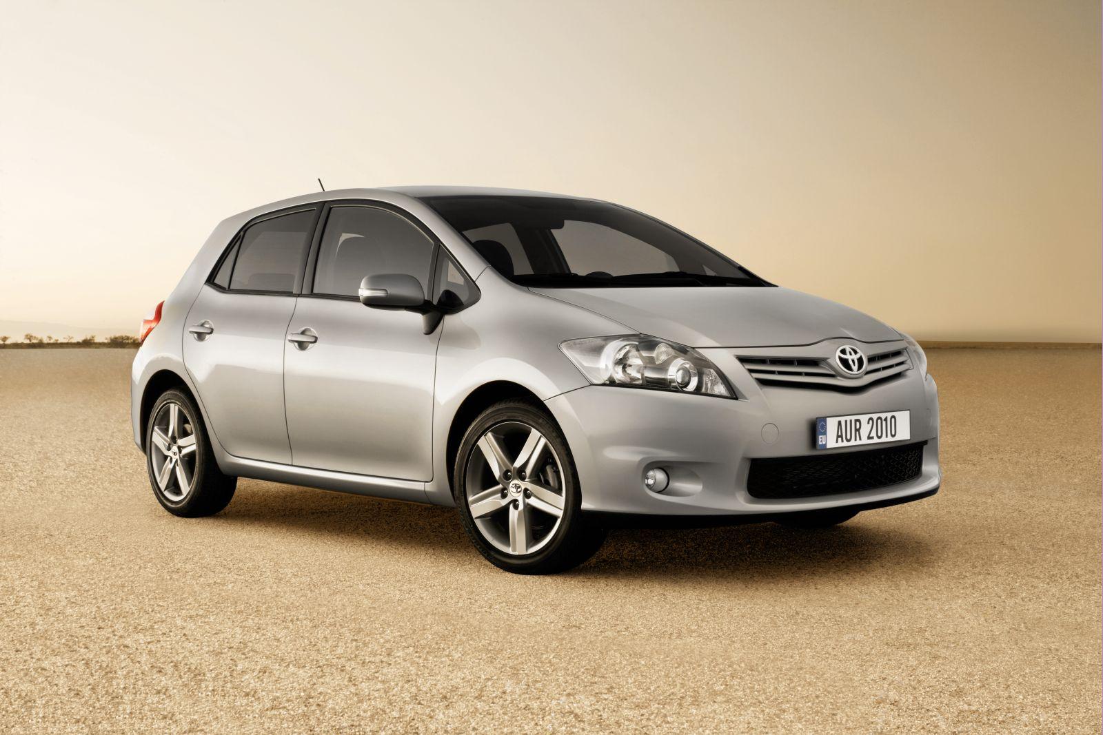 Ginevra 2010: le immagini della nuova Toyota Auris