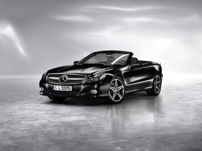 Mercedes-Benz nuova SL Night Edition e SLK 2LOOK Edition 00