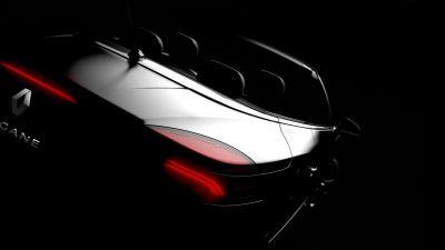 New Renault Mégane Coupé-Cabriolet: prima immagine