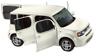 Nissan Cube ovvero quando il cubismo fa tendenza 00