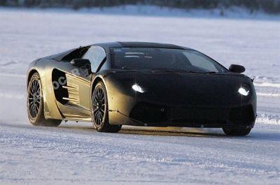 Nuova Lamborghini Murcielago prime immagini 00