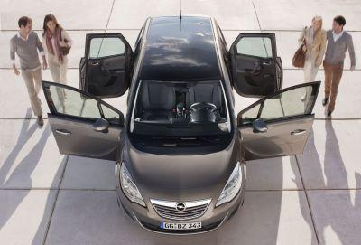 Nuova Opel Meriva tutte le immagini ufficiali 00