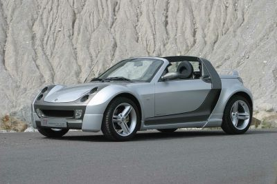 Smart Roadster Coupe Smart