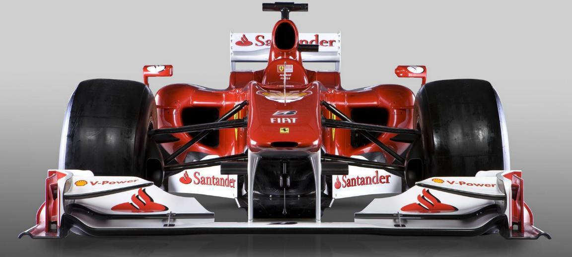 Presentata al mondo la Ferrari F10: immagini e caratteristiche tecniche