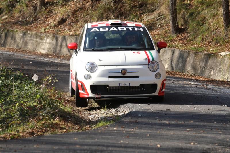 Abarth 500 R3T: protagonista del Trofeo Abarth 500 Rally Selenia e del Challenge Abarth – BFGoodrich