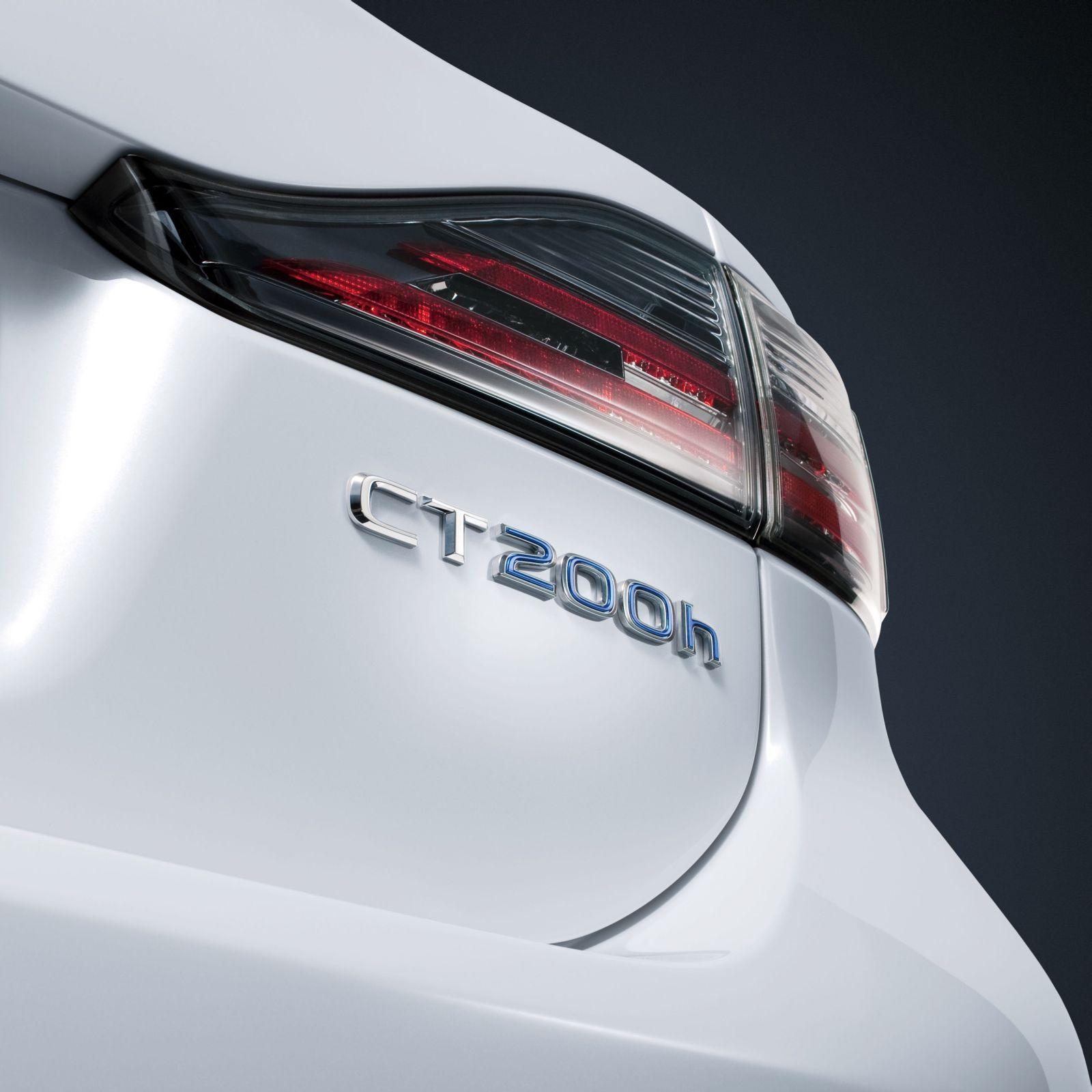 Ginevra 2010: nuova Lexus CT 200h