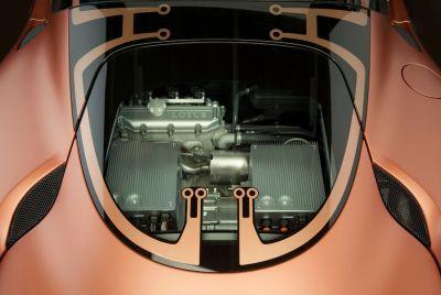Ginevra 2010: Lotus Evora 414E Hybrid Concept