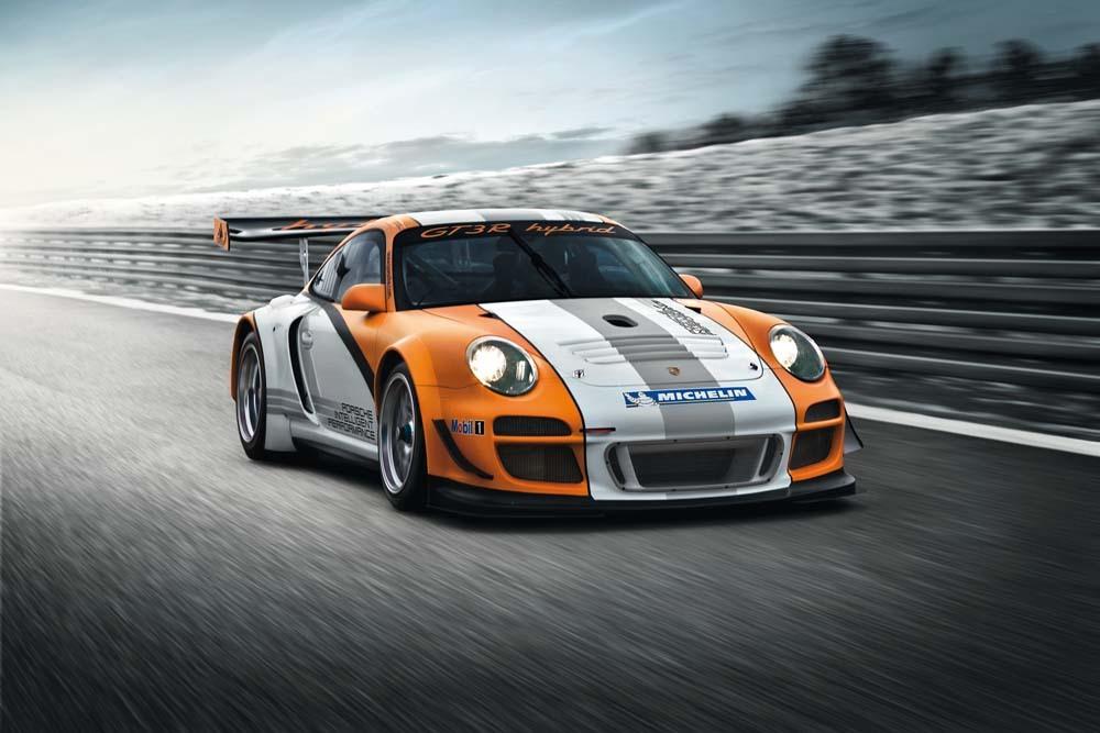 Ginevra 2010: Porsche 911 GT3 R Hybrid