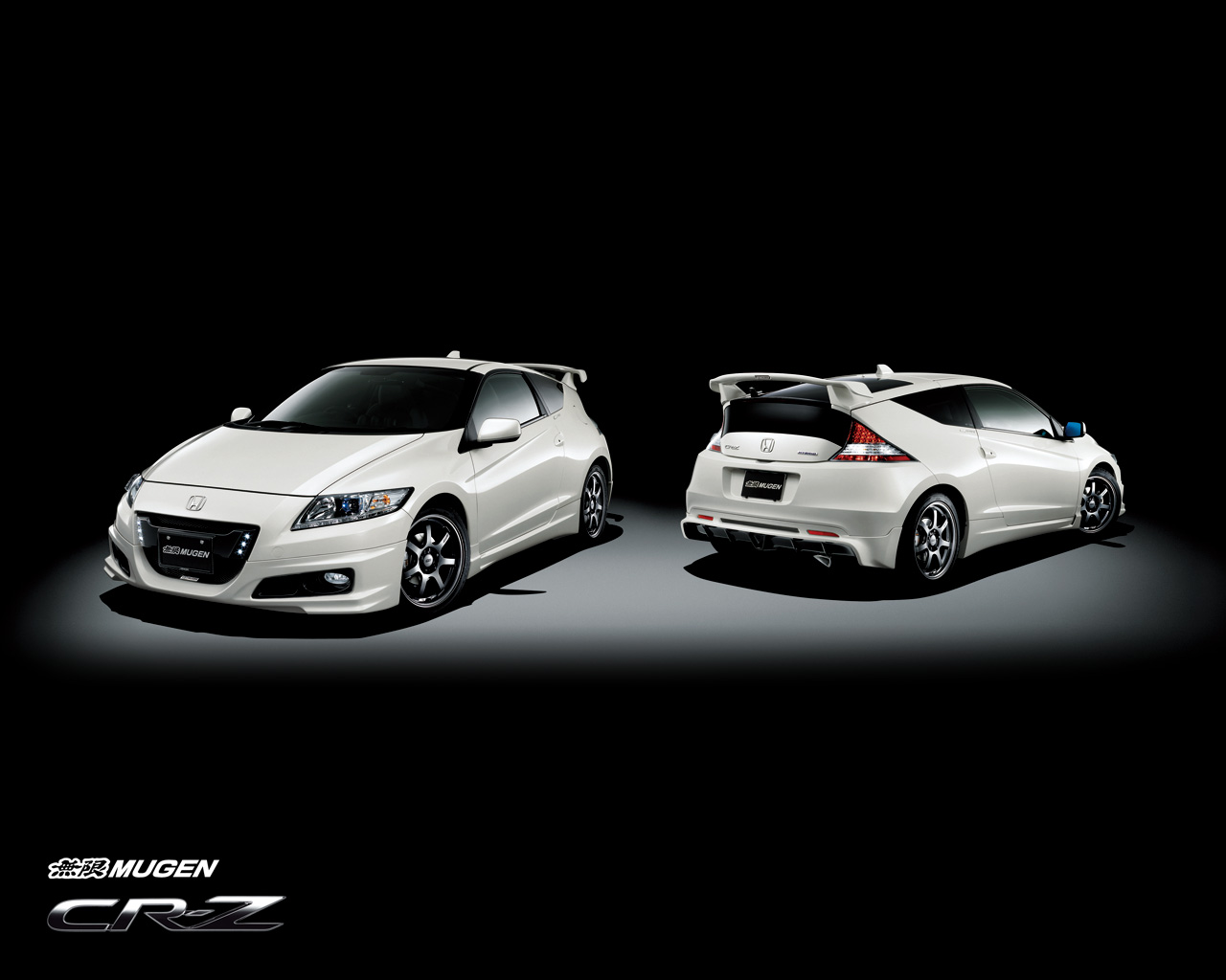 Honda CR-Z Mugen: Hybrid Advanced Performance