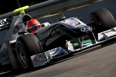 Jerez Testing Day 00