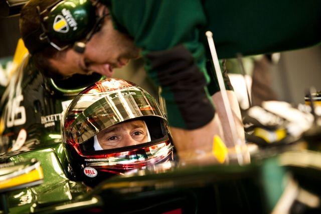 F1: le immagini e i risultati dei test di Jerez