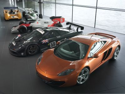 McLaren MP4-12C video e immagini 00